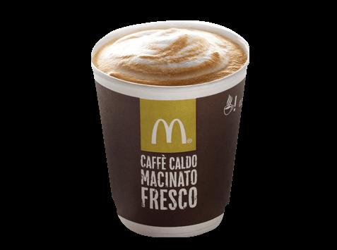 Il cappuccino di McDonald's