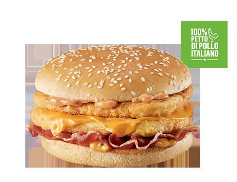 Gran Crispy McBacon Chicken