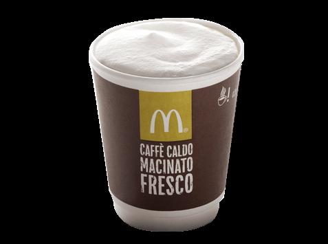 Il latte di McDonald's