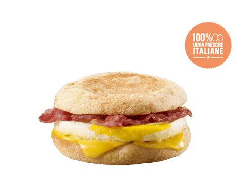 McMUFFIN BACON & EGG