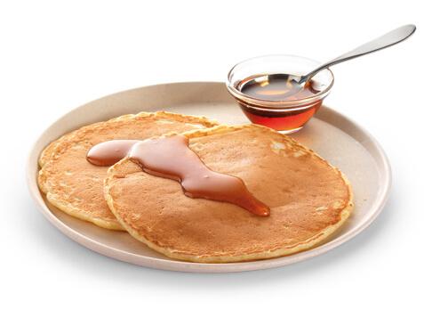 Pancake con Sciroppo