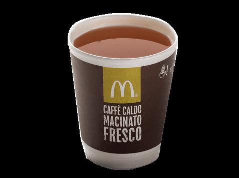 Il tè caldo di McDonald's