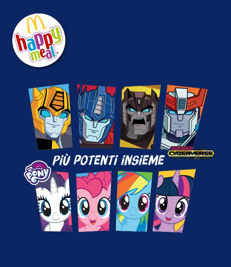 My Little Pony - Transformers Cyberverse