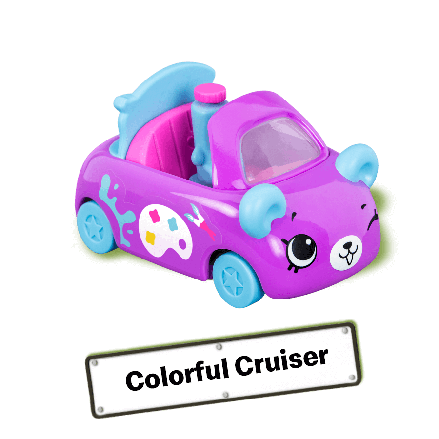 Colorful Cruiser