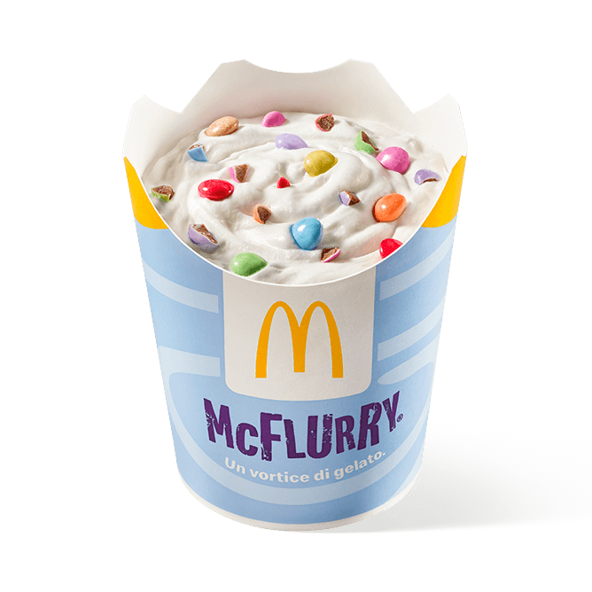McFlurry® Smarties®