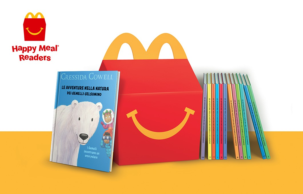 Happy Meal Readers