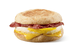 McMuffin Bacon Egg