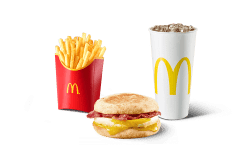 McMuffin® Bacon & Egg Menu