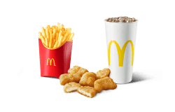 Chicken McNuggets® x6 Menu