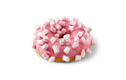 Donut marshmallows